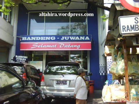 Toko Juwana, Pandanaran, Semarang